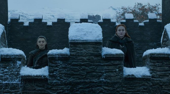 """707 """"The Dragon and the Wolf"""" Game of Thrones Season Finale Recap"""