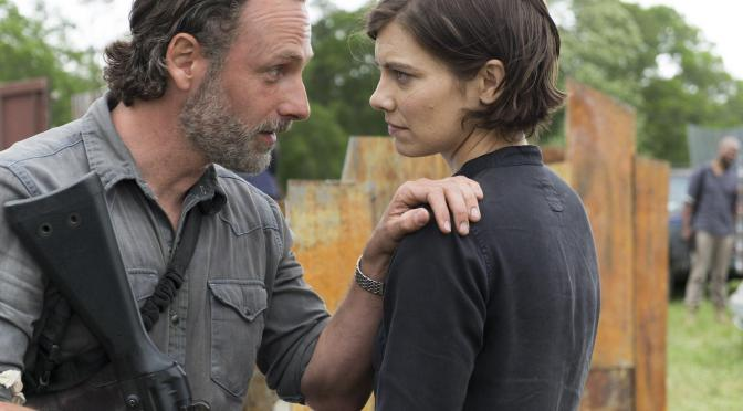 "801 ""Mercy"" The Walking Dead Recap"