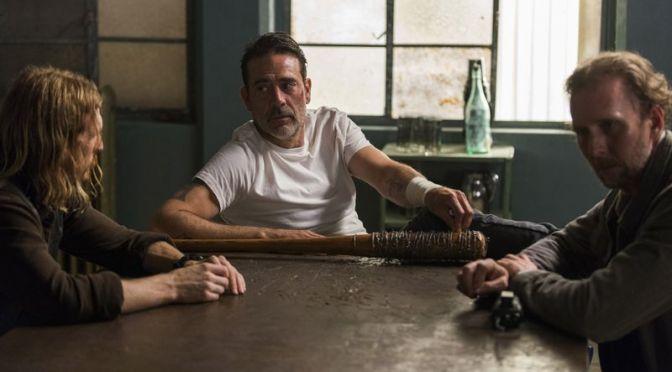"805 ""The Big Scary U"" The Walking Dead Recap"