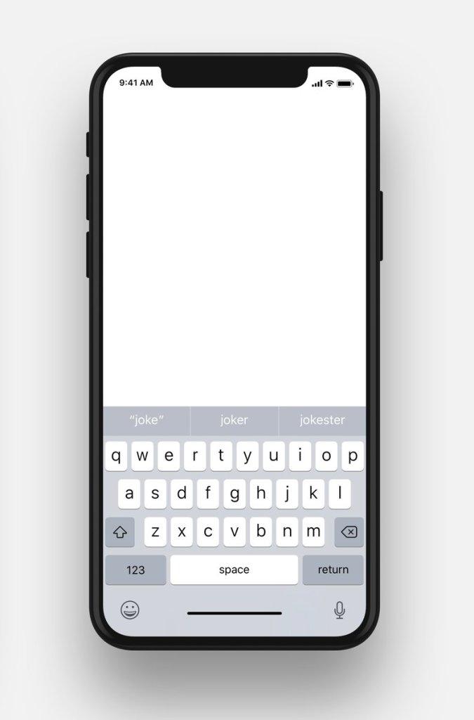 כך תראה מערכת ההפעלה iOS 11 באייפון X