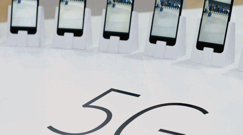 ZTE הראשונה להציג מכשיר 5G