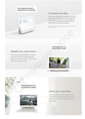 Google Home Hub | תמונה: MySmartprice