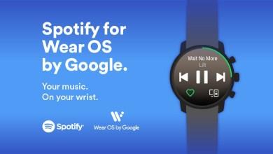 Photo of אפליקציית Spotify מגיעה לשעוני WearOS השונים