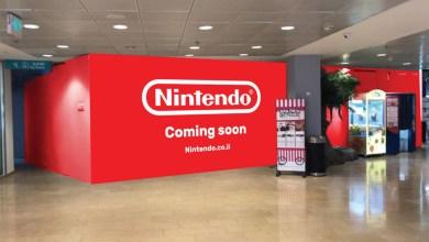 Photo of חנות רשמית של מותג המשחקים 'נינטנדו' תיפתח בישראל ב-24 ביוני