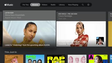 Photo of החל מהיום: סמסונג משלבת את Apple Music בטלוויזיות החכמות שלה