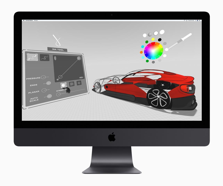 iMac Pro | תמונה: אפל
