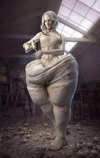Wt Statue