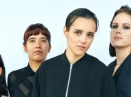 Review: Savages at De La Warr Pavilion, Bexhill, 18/2/16