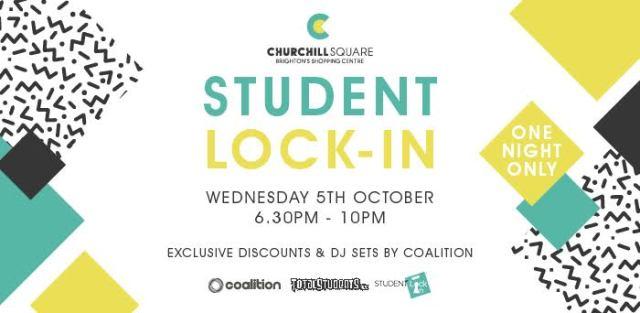 student lock-in brighton 2016