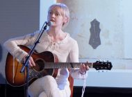 REVIEW: Laura Marling, Semper Femina Conference @ Goldsmiths University, 13/02/2017