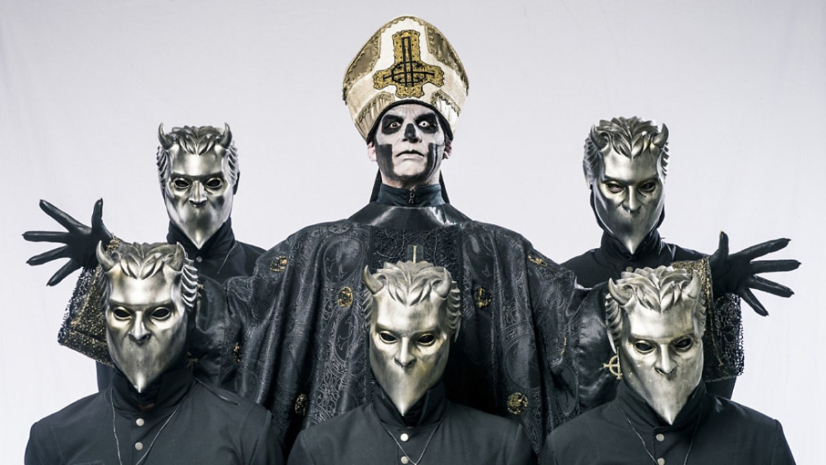 REVIEW: Ghost @ Brighton Dome, 02/04/2017