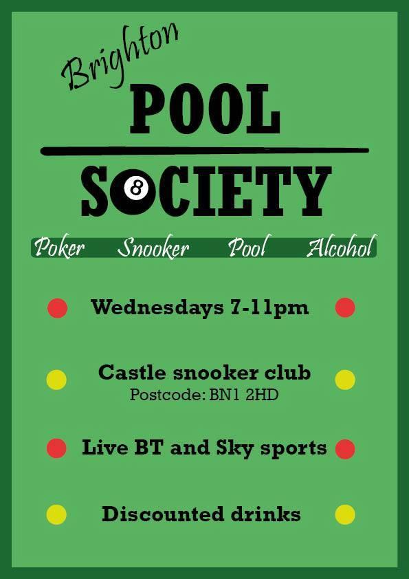 Brighton Pool Society