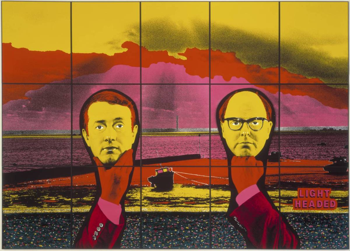 EXHIBITION REVIEW: Gilbert & George @ Brighton Museum & Gallery, 28/04/18 - 02/09/18