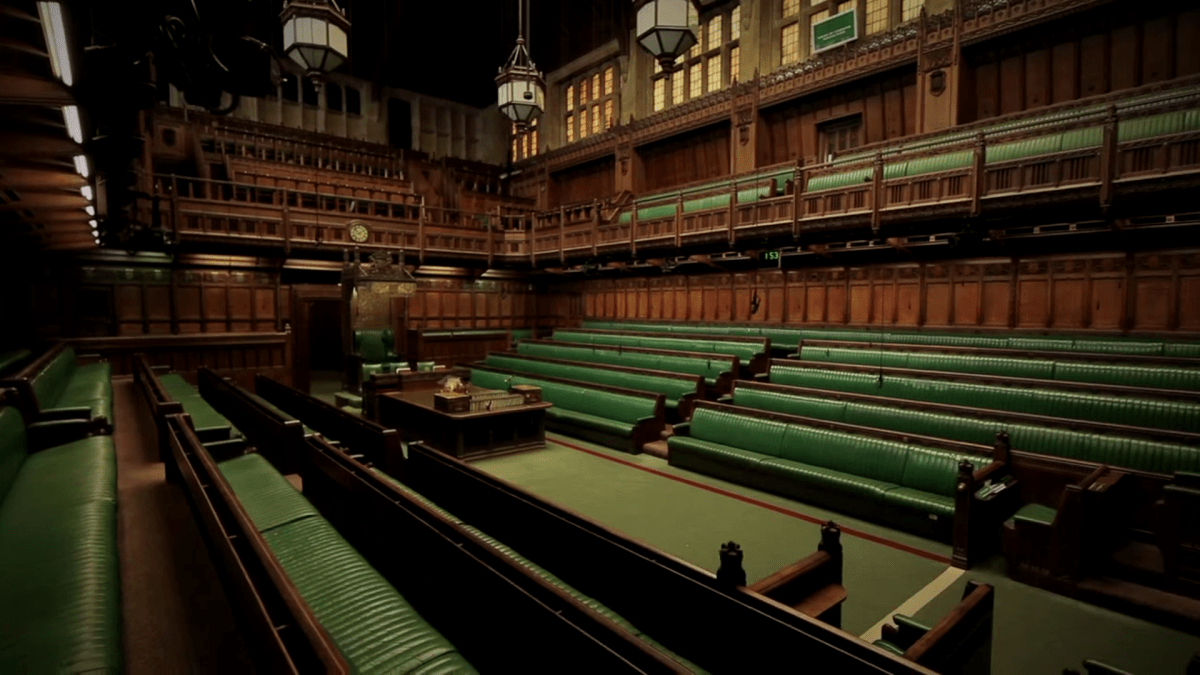 POLITICS: The People vs. Parliament
