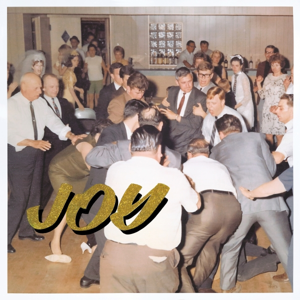 ALBUM REVIEW: Idles, Joy As An Act of Resistance