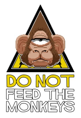 do-not-feed-the-monkeys-vertical-logo-big-white