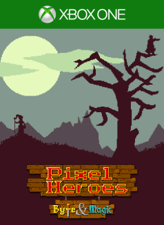 Pixel Heroes: Byte & Magic offers classical RPG gameplay in its own unique retro pixel art style. Prepare yourself for a thrilling RPG/roguelike experience like you have never seen before. Permadeath, randomly generated dungeons, events and weapons and the weirdest NPCs of all time guarantee for hours of fun, leveling and loot, loot, loot!