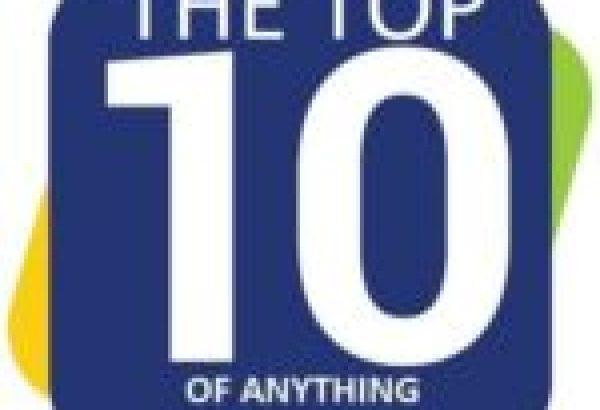 Desk fan used as a ceiling fan