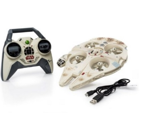 Air Hogs Star Wars Millennium Falcon Quad-Copter