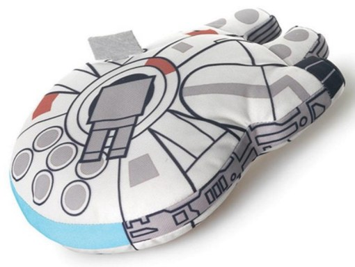 Millennium Falcon Plush Toy