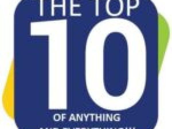 Recycled Skateboard Theme Park Bench