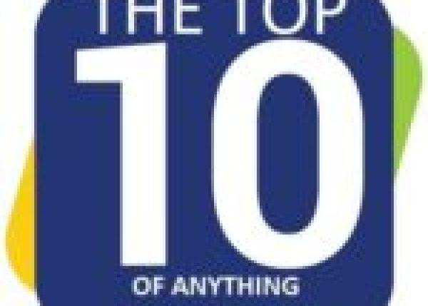 Kitten asleep on a large dogs back