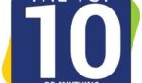End of Fence Eye Bombed