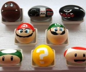 Ten Amazing, Nerdy and Unusual Painted Eggs You Need to See