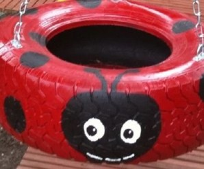 Ten Amazing Ways to Recycle, Upcycle and Repurpose Car Tyres