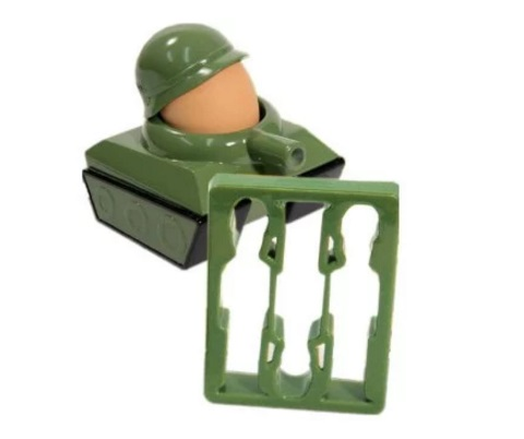 Egg and Soldiers Egg Cup and Toast Cutter