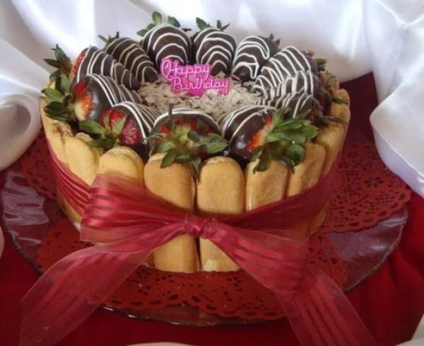 La charlotte è un tipo di dessert