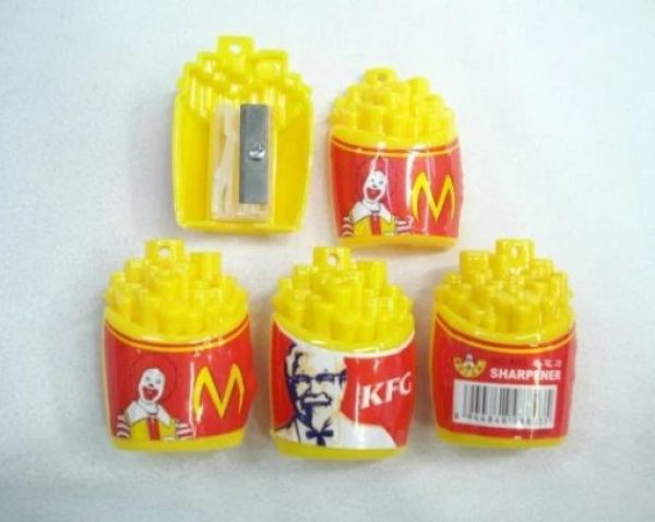 Mc Donalds Pencil Sharpener
