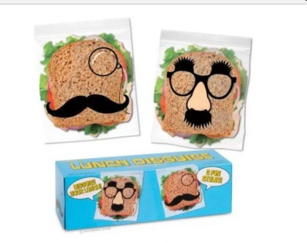 Lunch Disguise Sandwich Bags