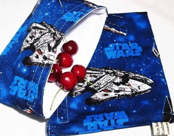 Star Wars Sandwich Bag