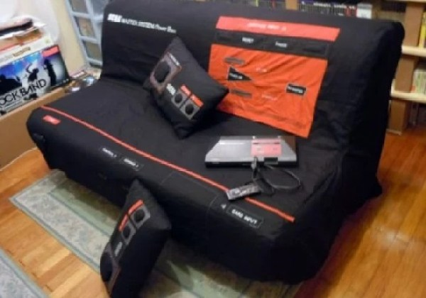 SEGA Master System Sofa