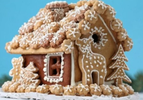 The World's best Gingerbread house