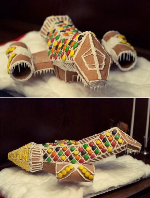 Gingerbread Serenity
