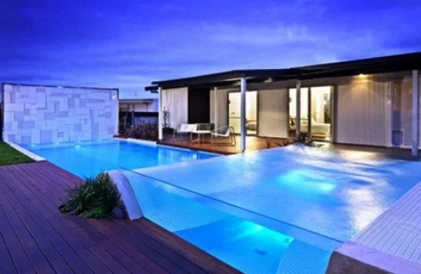 The Perfect Garden Pool