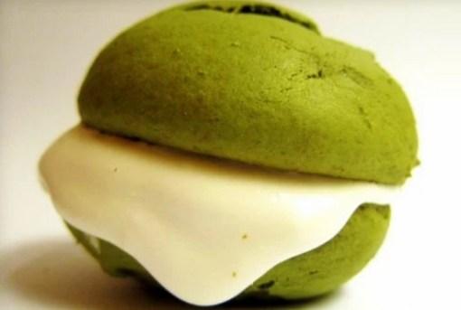 Matcha Whoopie Pie