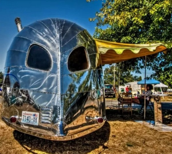 Sinister Chrome Caravan