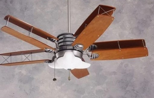Kitty Hawk Ceiling Fan