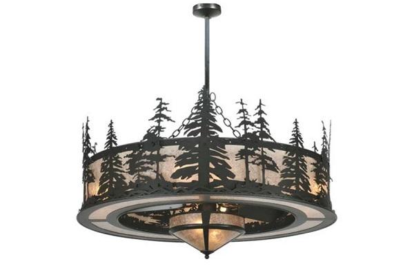 Meyda Tiffany ceiling fan