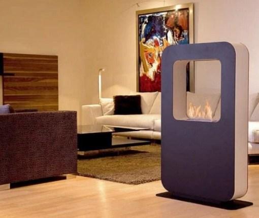 Curva XT Modern Fireplace