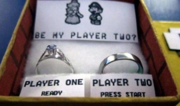 Super Mario Arcade ring box
