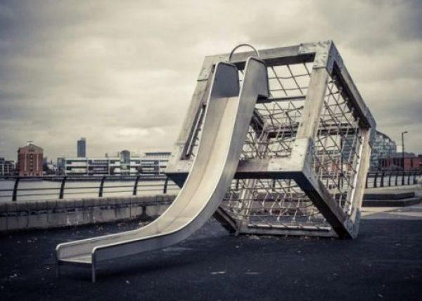 Modern Design Children's Playground