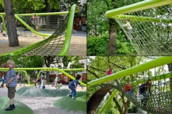 Designer Children's Playgrounds