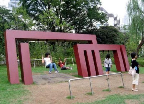 Designer Children's Playgrounds