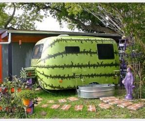 Top 10 Creative and Unusual Caravans