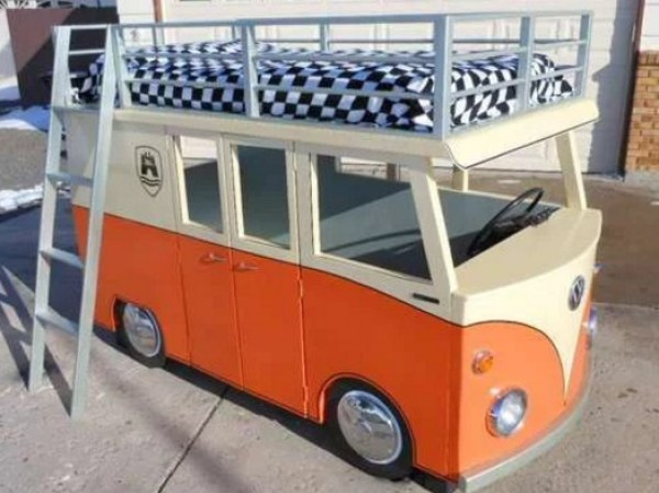VW Bunk Beds