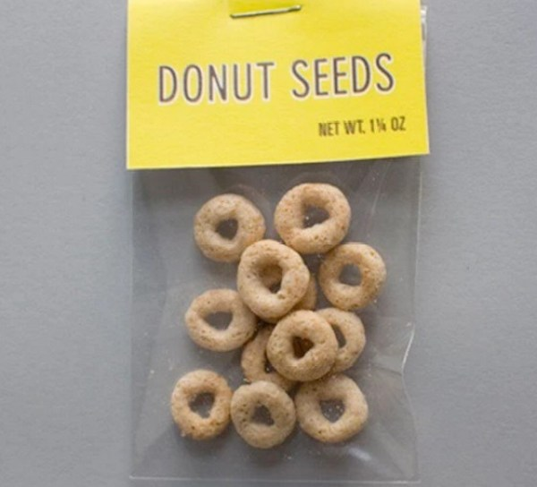 These Donut Seeds Seems Legit!